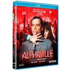 Lemmy contra Alphaville - BD