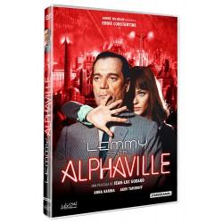 Lemmy contra Alphaville - DVD