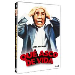 Que asco de vida - DVD
