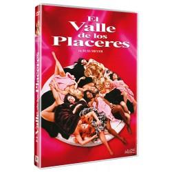 El valle de los placeres - DVD