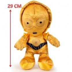 Peluche C3PO - Star Wars (29cm)