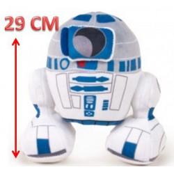 Peluche R2D2 - Star Wars (29cm)