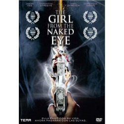 The girl from the naked eye - DVD
