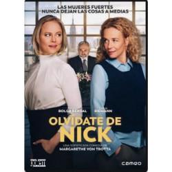 Olvídate de Nick - DVD
