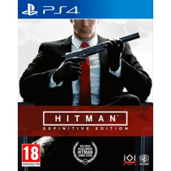 Hitman Definitive Edition D1 - PS4