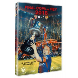 La Final de la Copa del Rey 2018 - DVD