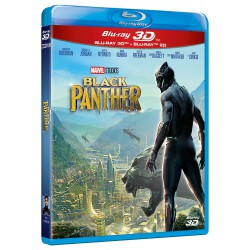Black Panther (BD3D + BD) - BD