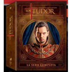 Los Tudor Temporadas 1-4 (Megapack) - DVD