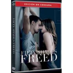 Cincuenta sombras liberadas - DVD