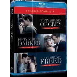 Cincuenta sombras de grey 1-3 - DVD