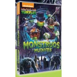 Las tortugas ninja 5.3 monstruos y mutantes - DVD