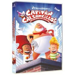 Capitan Calzoncillos - DVD