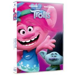 Trolls 2018 - DVD