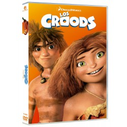 Los croods 2018 - DVD