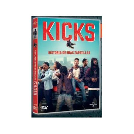 Kicks. Historia de unas zapatillas - DVD