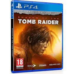 Shadow of the Tomb Raider Croft Edition - PS4