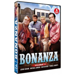 Bonanza - Volumen 11 - DVD