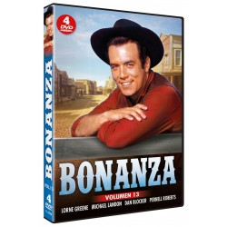Bonanza - Volumen 13 - DVD