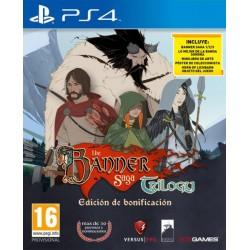 The Banner Saga Trilogy - PS4