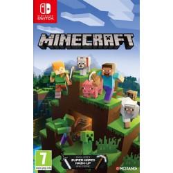 Minecraft Nintendo Switch Edition - SWI