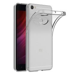Funda de Silicona transparente Xiaomi Note 5