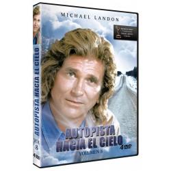 Autopista hacia el cielo - Volumen 8 - DVD