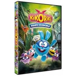 Kikoriki. Equipo invencible - DVD