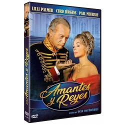 Amantes y reyes (1966) - DVD