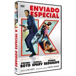 Enviado especial K - DVD