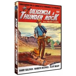 Diligencia a Thunder Rock - DVD
