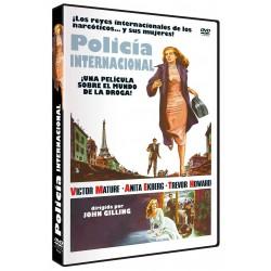 Policia internacional - DVD