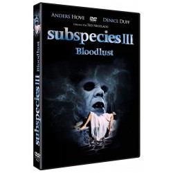 Subespecies 3 - DVD