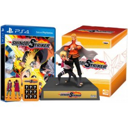 Naruto to Boruto Shinobi Striker Coleccionista - PS4