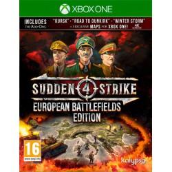 Sudden Strike IV - European Battlefields Edition - Xbox one