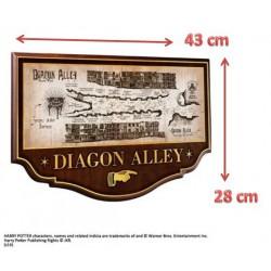 Placa callejon Diagon