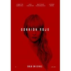 Gorrion rojo - DVD