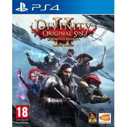 Divinity Original Sin 2 Definitive Edition - PS4