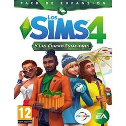 Los Sims 4 y las Cuatro Estaciones (Code in Box) - PC