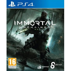 Immortal Unchained - PS4