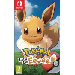 Pokemon lets go Eevee! - SWI
