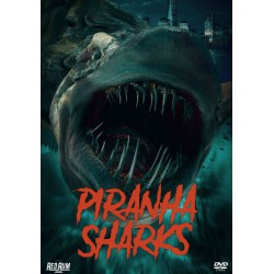 Piranha Sharks - DVD