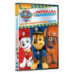 Paw Patrol 15: La patrulla de seguridad - DVD