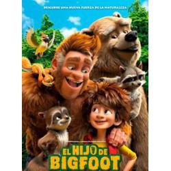 El hijo de Bigfoot - DVD