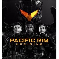 Pacific Rim: Insurreccion (BD 3D + BD) (Ed. Metal + Comic) - BD