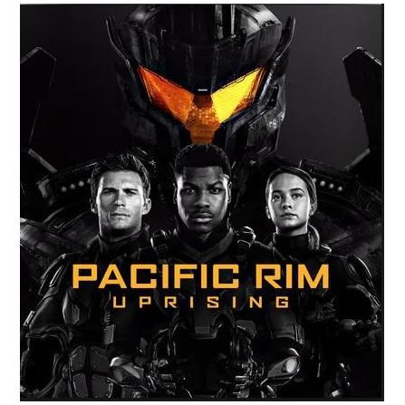 Pacific Rim: Insurrección (BD3D) - BD