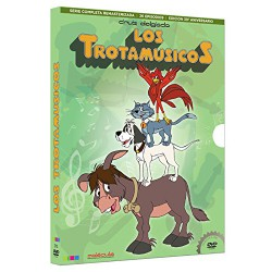 Los Trotamusicos - Serie Completa Remasterizada - DVD