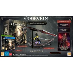 Code Vein Collectors Edition - Xbox one