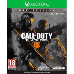 Call of Duty Black Ops 4 Pro Edition - Xbox one