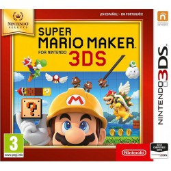 Super Mario Maker Selects - 3DS