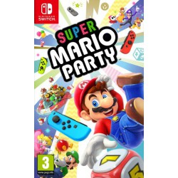 Super Mario Party - SWI